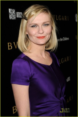 Kirsten Dunst Save the Children