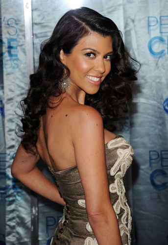 Kourteney @ 2011 People's Choice Awards