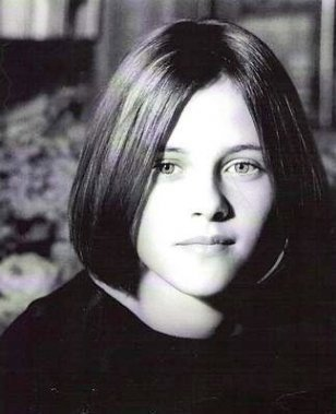 Kristen Stewart fond d'écran called Kristen as a Kid
