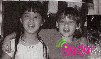 Kristen as a Kid