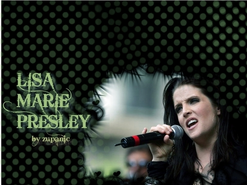Lisa Marie Presley Wallpaper