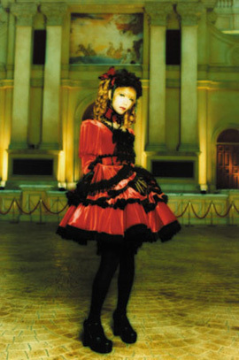 Lolita Style - Shinya (Dir en Grey)
