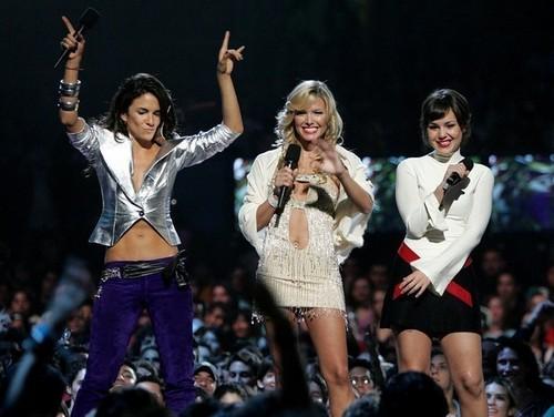 Los Premios 엠티비 Latino America 2006 - Show