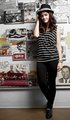 Lucy Hale Vans Girl Photoshoot