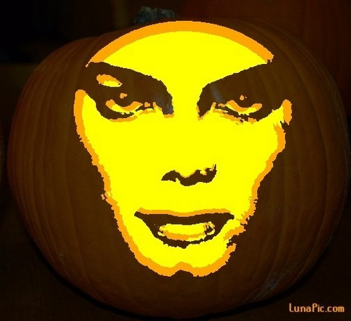MJ Pumpkin (By Me)