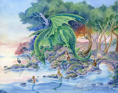 Mermaids images Magical Place wallpaper and background ...