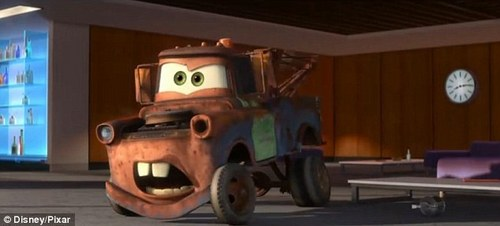 Mater the tow truck pictures