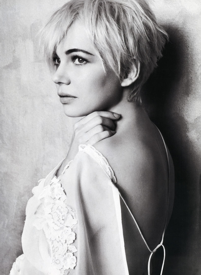"""Michelle Williams for """"Marie Claire"""" (2011)"""