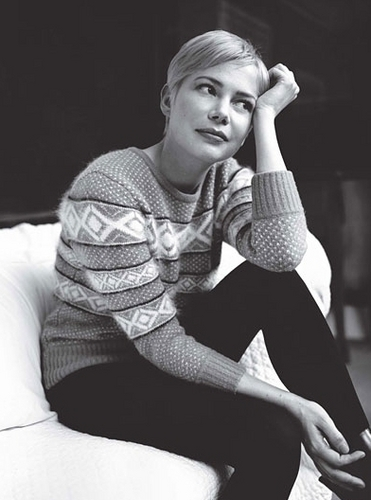 "Michelle Williams for ""W"" Magazine - (February 2011)"