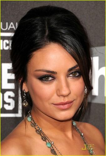 Mila Kunis @ 2011 Critic's Choice Awards