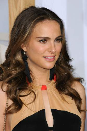"Natalie @ ""No Strings Attatched"" LA Premiere"
