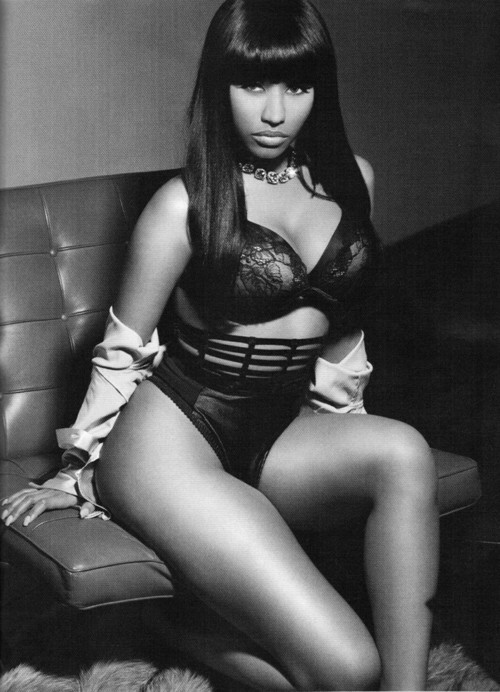Nicki Minaj - King Magazine (March/April 2011) - Nicki Minaj 500x692