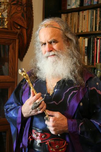 Oberon Zell Ravenheart-Wizard