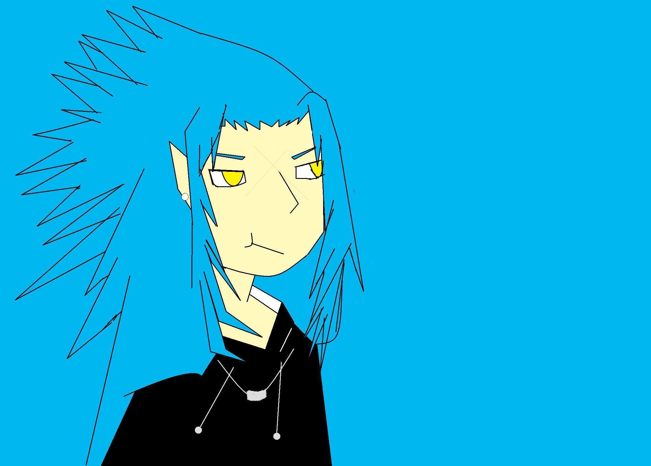 Kingdom Hearts Paint Saix