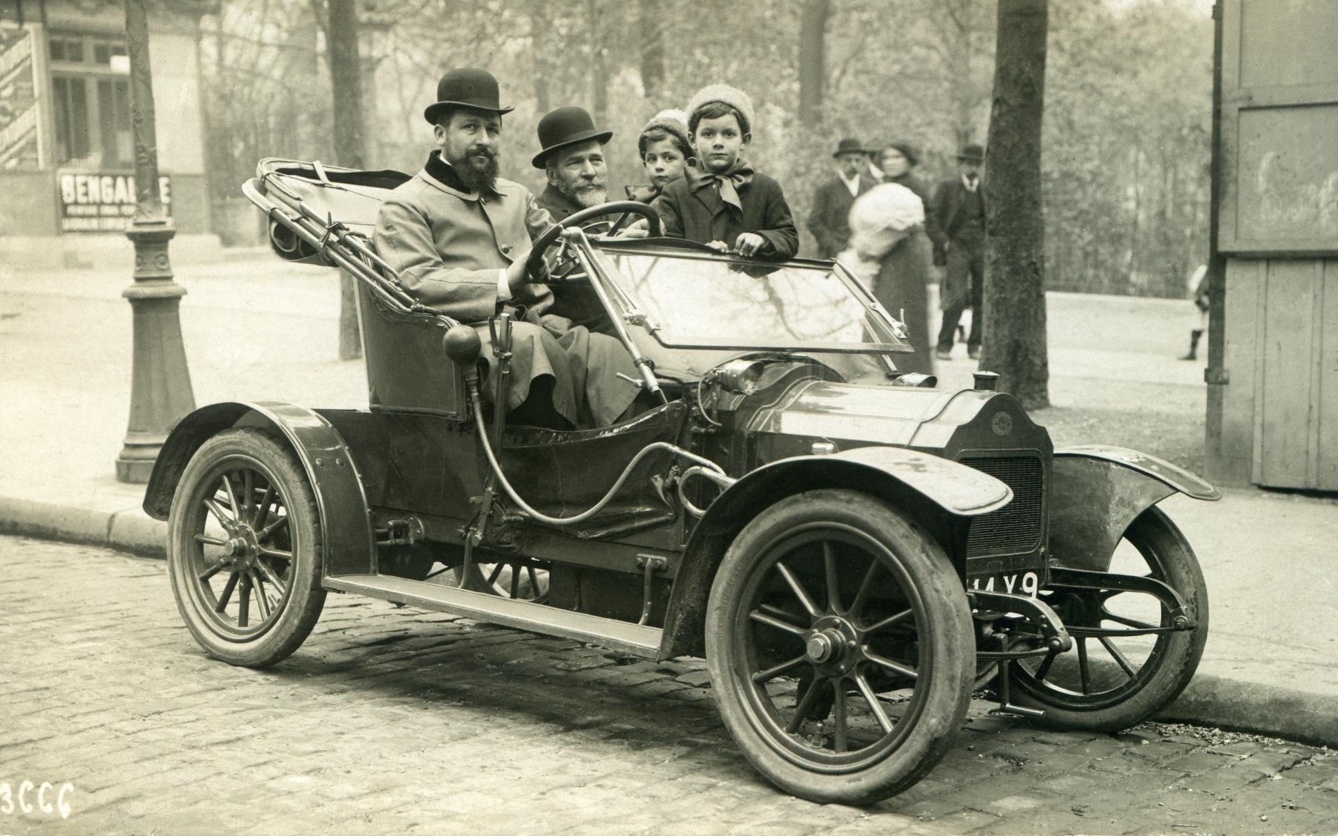 Paris in 1910