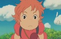 Ponyo as a human - ponyo-on-the-cliff-by-the-sea screencap
