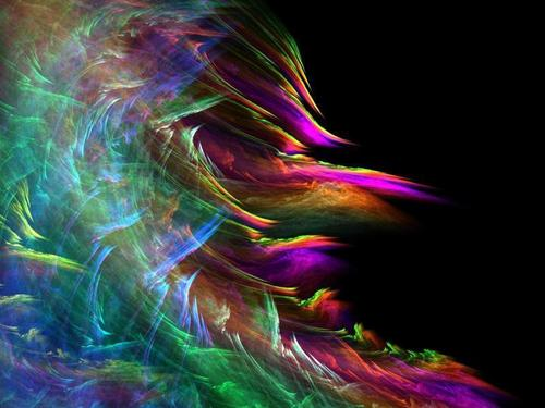 Powerful colors