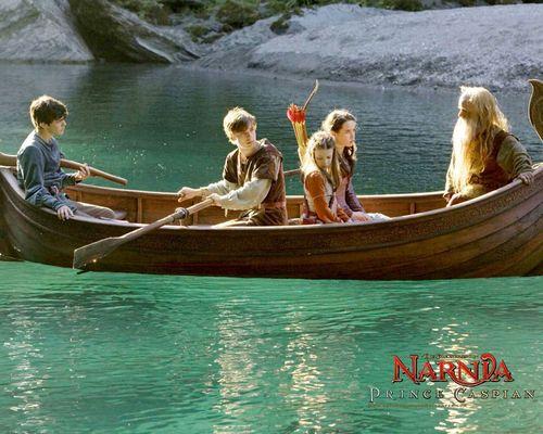 Prince Caspian Promotional