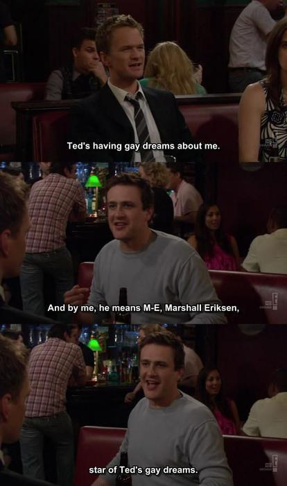 Friends Or How I Met Your Mother Yahoo : Barney stinson s quotes images wallpaper and