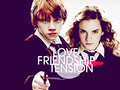 R/Hr Wallpaper: Love, Friendship, Tension