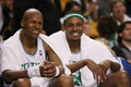 Ray &amp; Paul - boston-celtics photo