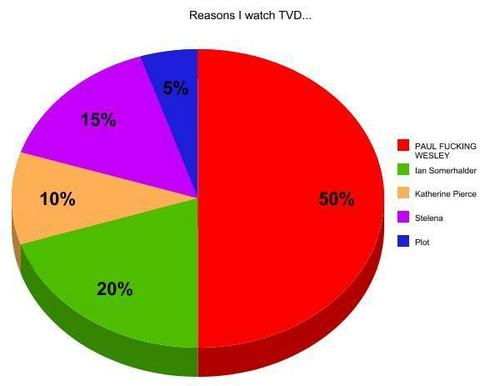 Reasons I Watch TVD...