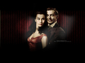 Rhett & Scarlett : a beautiful couple - scarlett-ohara-and-rhett-butler wallpaper