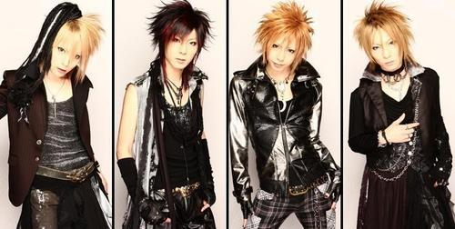 Rhyolite (ex band of Shin from ViViD)