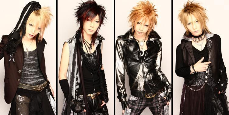 Rhyolite (ex band of Shin from ViViD)