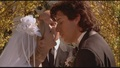 "Robbie & Julia in ""The Wedding Singer"" - movie-couples screencap"