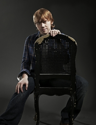 Rupert | Photoshoot for Sunday Times.