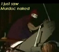 Russel Saw Murdoc Naked!!!