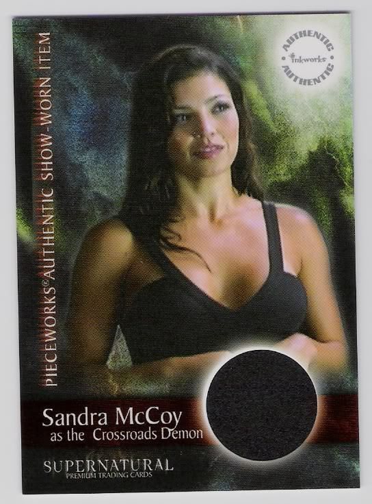 sandra mccoy supernatural. Sandra+mccoy+supernatural