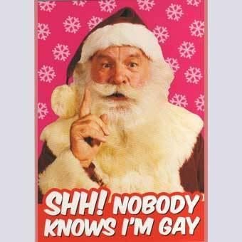 Santa's Gay