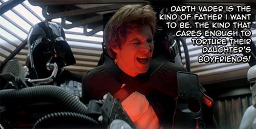 See...Vader is a good dad