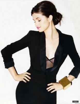 Selena Gomez Instyle 2011 - selena-gomez photo