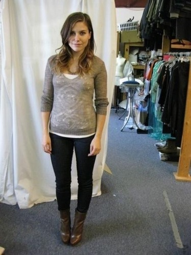 Sophia behind the scenes oth!