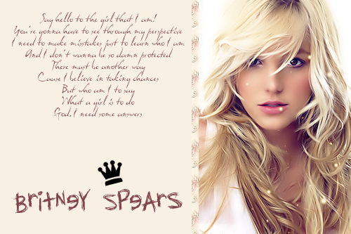 Spears>lyrics