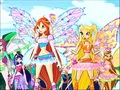 Stella & Bloom! ^^ - winx-club-bloom-and-stella screencap