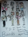 TDI Band - total-drama-world-tour fan art