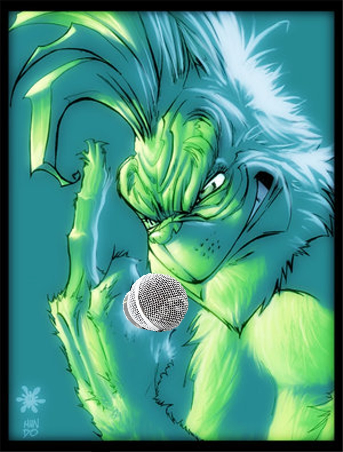 THE GRYNCH Images GRINCH RULEZ HD Wallpaper And Background Photos
