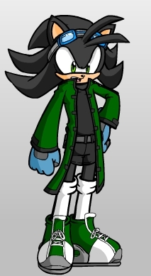 Talh The Hedgehog (New Version)