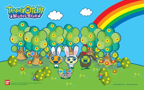Tamagotchi Easter