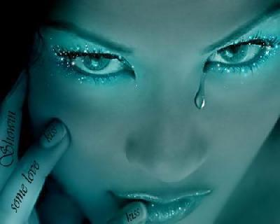 Tears of cinta