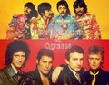 The Beatles and Queen