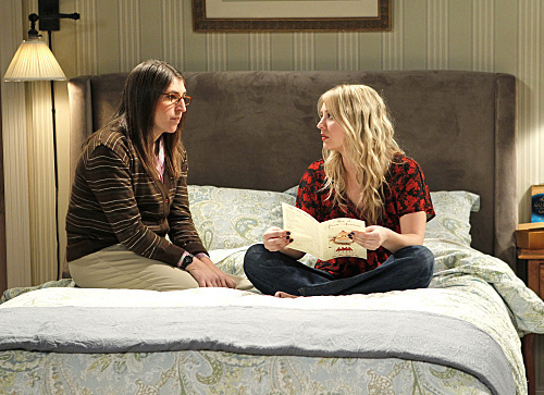 The Big Bang Theory - Episode 4.13 - The Liebe Car Displacement - Promotional Fotos