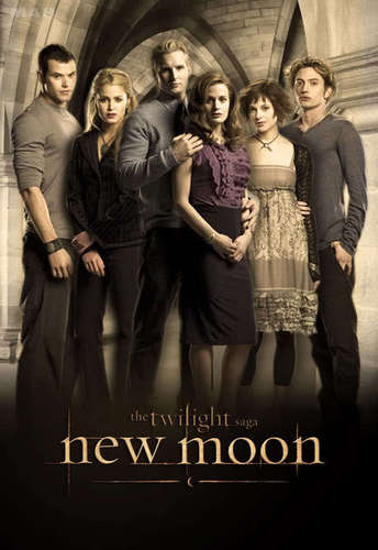 The Cullens New Moon
