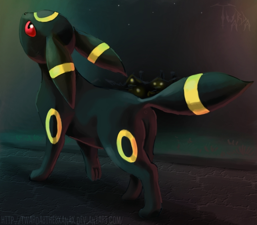 Umbreon images Umbreon HD wallpaper and background photos ...