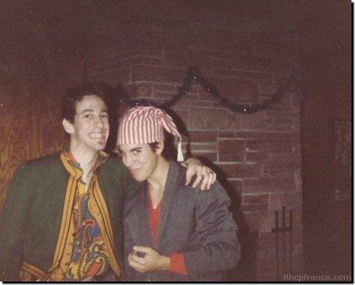 Young Kiedis