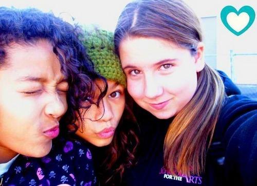 Zendaya&& Her vrienden
